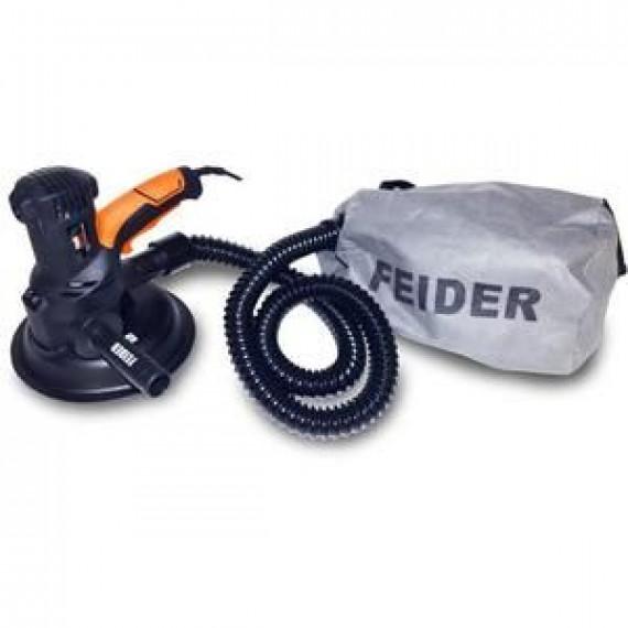 1MORE FEIDER Ponceuse plâtre 710W 180mm à aspiration intégrée FPEP710-3