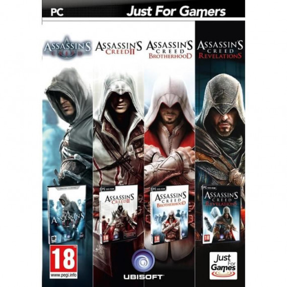 JUST FOR GAMES ASSASSINS' CREED PC