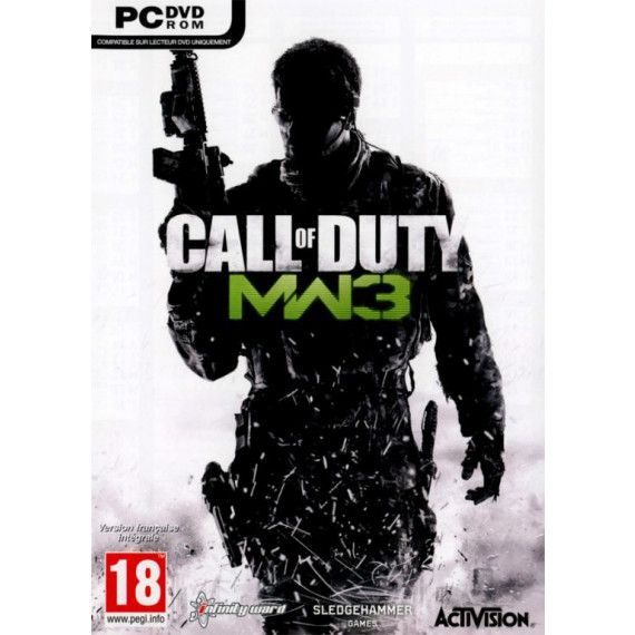 JUST FOR GAMES COD MODERN WARFARE 3 PC