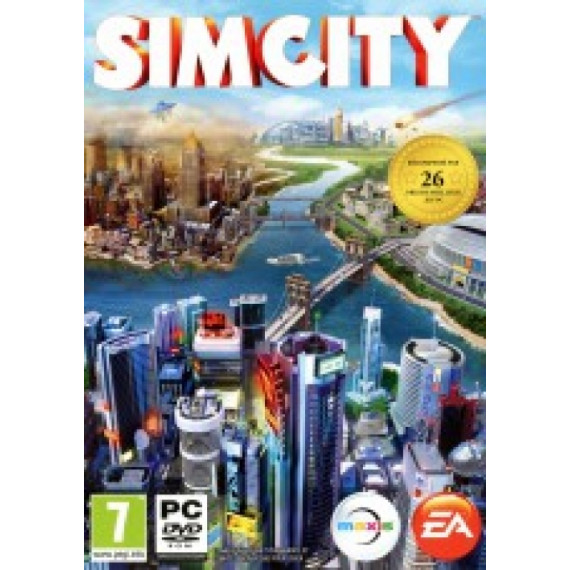 JUST FOR GAMES SIM CITY 5 PC