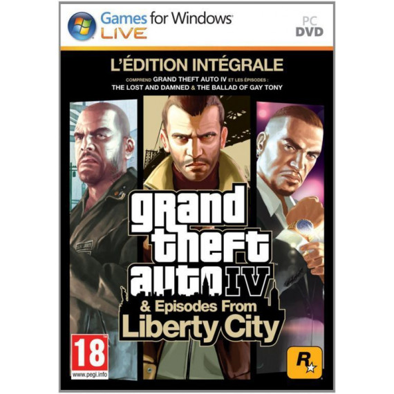 JUST FOR GAMES GTA IV PC