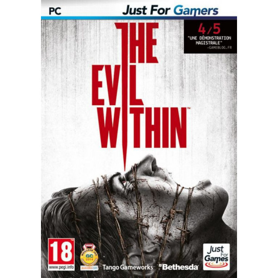 JUST FOR GAMES THE EVIL WITHIN PC