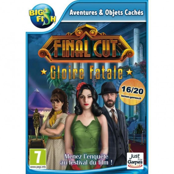JUST FOR GAMES FINAL CUT 5 PC