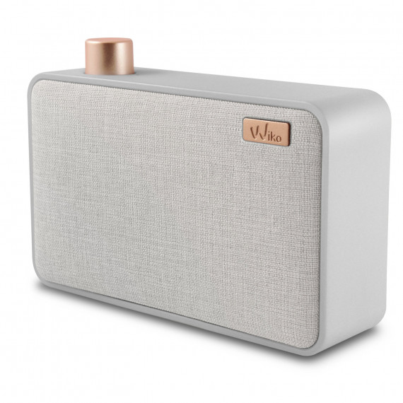 WIKO WiShake Wireless Speaker Blanc