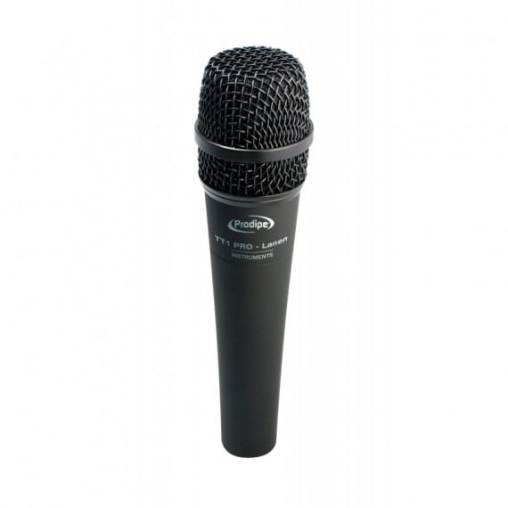 Prodipe Prodipe TT1 Lanen - Micro dynamique unidirectionnel (cardioïde) avec interrupteur pour voix