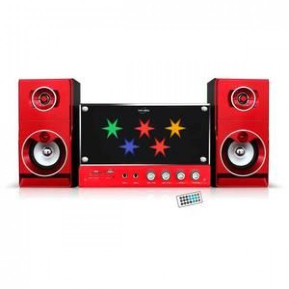 1Control INOVALLEY HP100-BTH Chaîne Hifi Disco Bluetooth