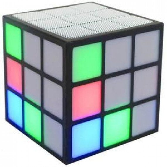1MORE INOVALLEY HP CUBE Enceinte Lumineuse Bluetooth