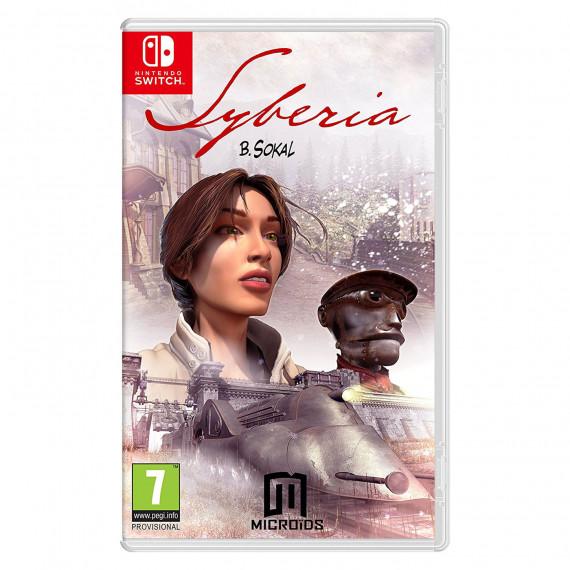 Microïds Syberia (Switch) (Pré-commande