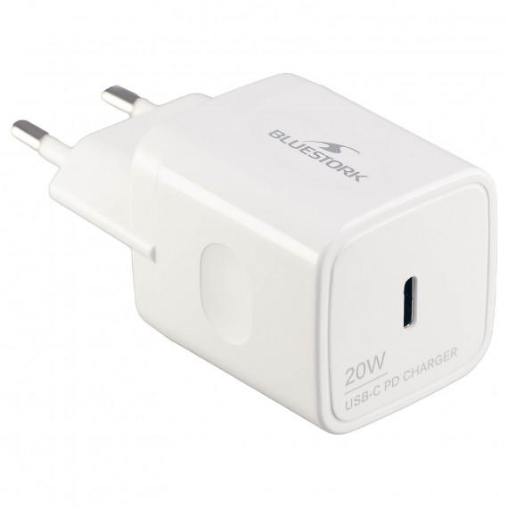 BLUESTORK Chargeur USB-C PD 3.0 20W