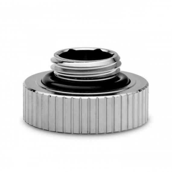 EK Water Blocks EK-Quantum Torque Mini Verschlusstopfen G1/4 Pouces - argent