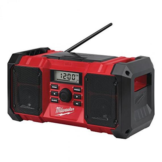Milwaukee 4933451250 Radio de Chantier M18 JSR-0-4933451250 Solo