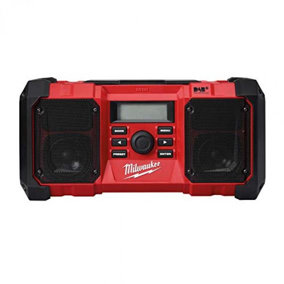 Milwaukee Radio Chargeur de batterie m18js rdab +-0, 1W, 18V