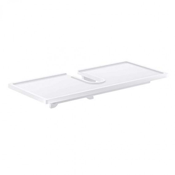 Grohe GROHE 26362LN0 Tablette EasyReach, Blanc (Import Allemagne)