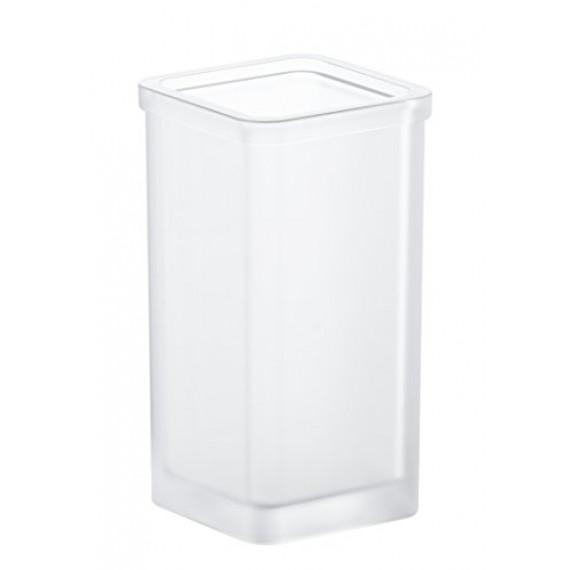 Grohe Verre de Remplacement pour Brosse Selection Cube 40867000 (Import Allemagne), Transparent