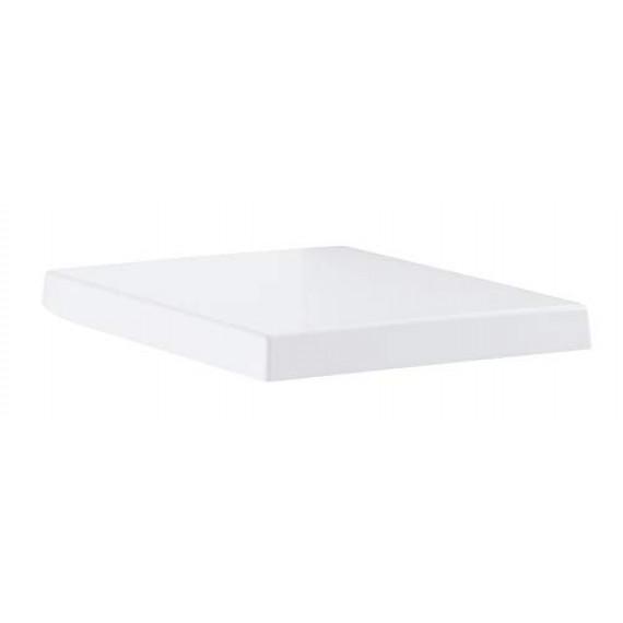 Grohe 39488000 Cube Abattant de WC en Céramique Blanc Alpin, Alpinweiß