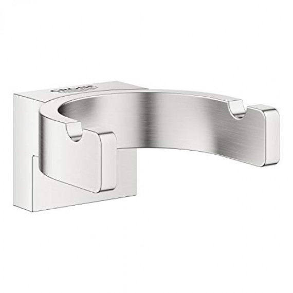 Grohe GROHE Selection Patère Double 41049DC0 (Import Allemagne)