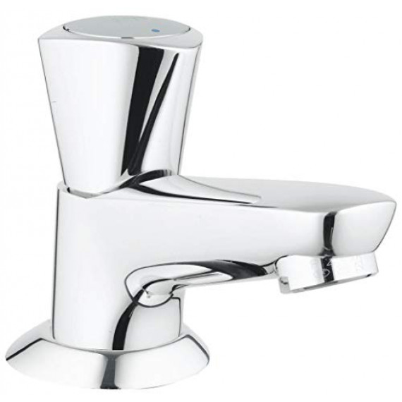 """Grohe Robinet lavabo monofluide, 1/2"""", Costa S GROHE, chrome, 20405001 (Import Allemagne)"""