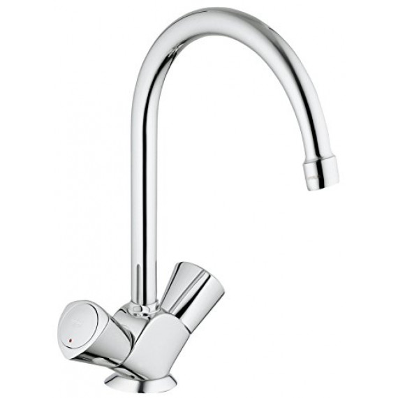 Grohe GROHE Mélangeur Évier Costa S 31067001, Argent (Import Allemagne)