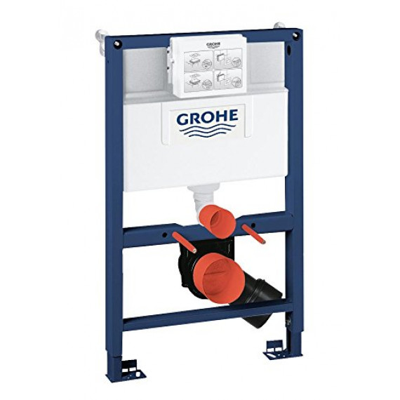 Grohe Rapid Sl 38948000 Kit Universel 2 En 1 pour Installation du Système de Citerne pour Toilette