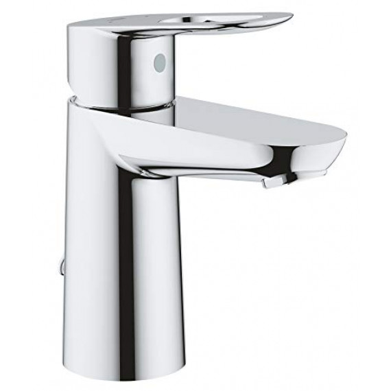 Grohe GROHE 23350000 Start Loop Mitigeur monocommande pour lavabo avec chaînette rétractable