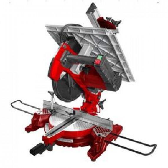 Einhell Scie à onglet avec table TC-MS 3017 T (2000 W, 40 dents, Hauteur de coupe : 50 mm, Dimensions de la table : 466x400 mm, Tête de scie inclinable)