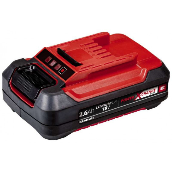 Batteries Einhell Plus Batterie 18Volt 2,6Ah