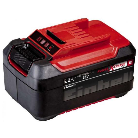 Einhell Plus Batterie 18Volt 5,2Ah