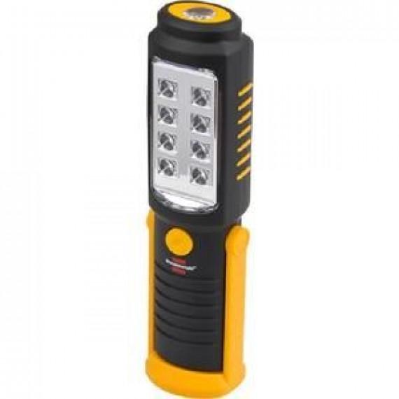 1MORE BRENNENSTUHL Lampe de poche portable 8+1 SMD LED