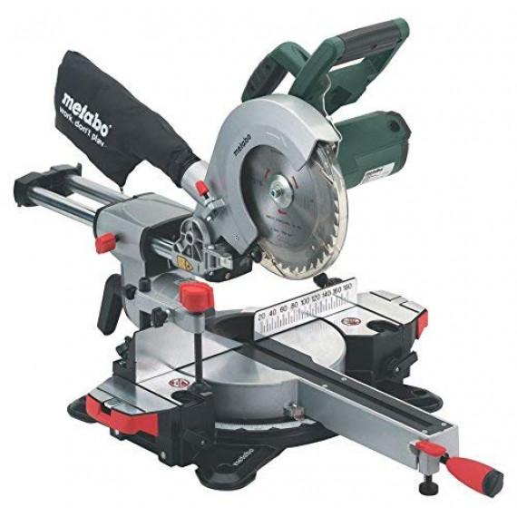 Metabo Metabo KGS 216 M 619260000 Scie radiale / à onglet (Import Allemagne), Multicolore