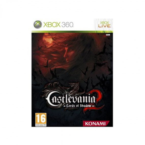 Konami Castlevania : Lords of Shadow  2 (Xbox 360)