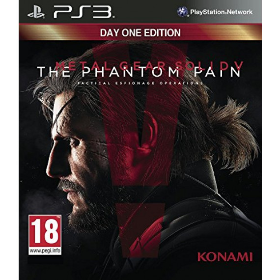 Metal Gear Solid V : The Phantom Pain (PS3)