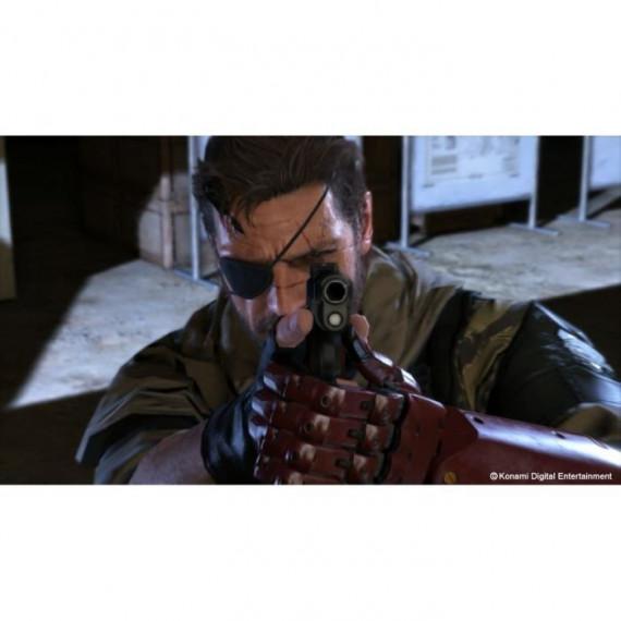 Konami Metal Gear Solid V : The Phantom Pain (PS4)