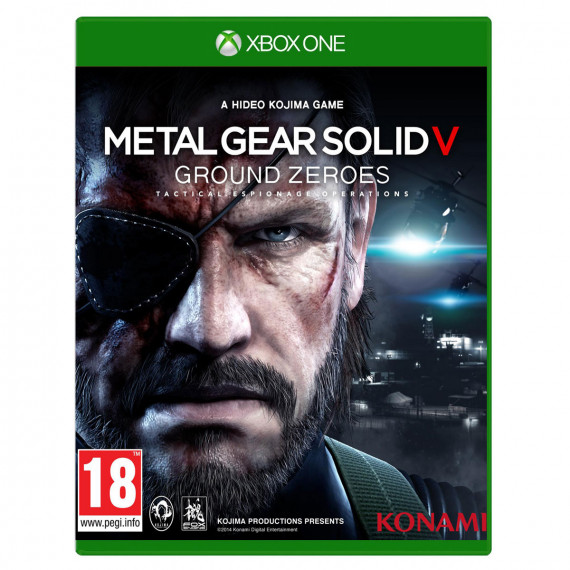 Metal Gear Solid V : Ground Zeroes (Xbox One)