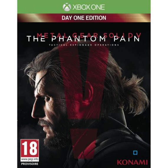 Metal Gear Solid V : The Phantom Pain (Xbox One)