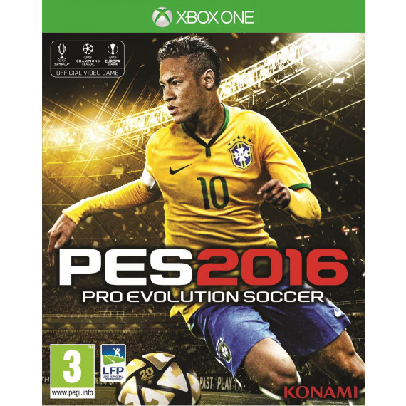 Pro Evolution Soccer 2016 - PES 2016 (Xbox One)