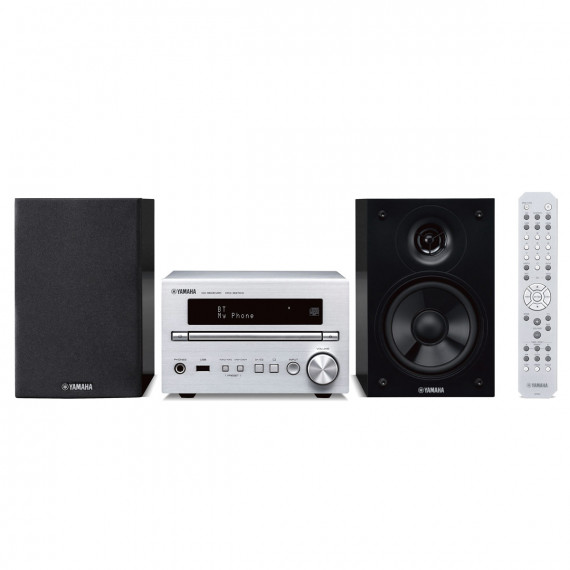 Yamaha MusicCast MCR-B370D Argent / Noir