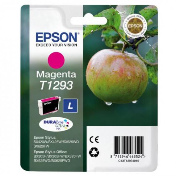 GENERIQUE Cartouche d'Encre Compatible Epson T1293 - Magenta - pour EPSON BX525 BX 320/ 625 SX420 / 425 / SX525