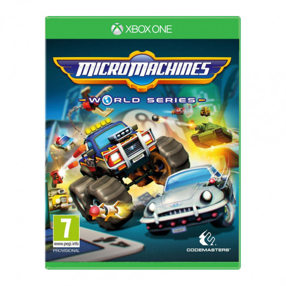 KOCH MEDIA MICRO MACHINES WORLDSERIES X1