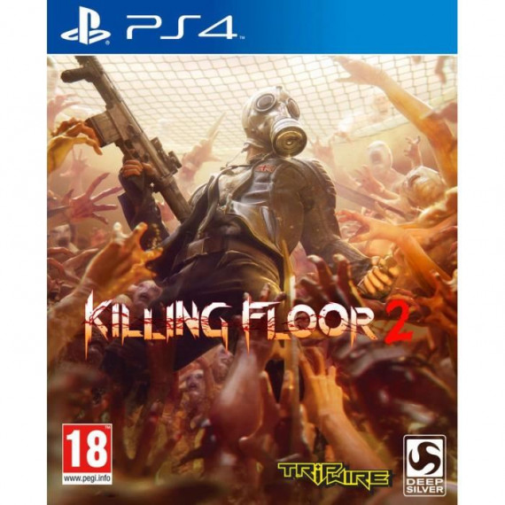 KOCH MEDIA KILLING FLOOR 2 - PS4