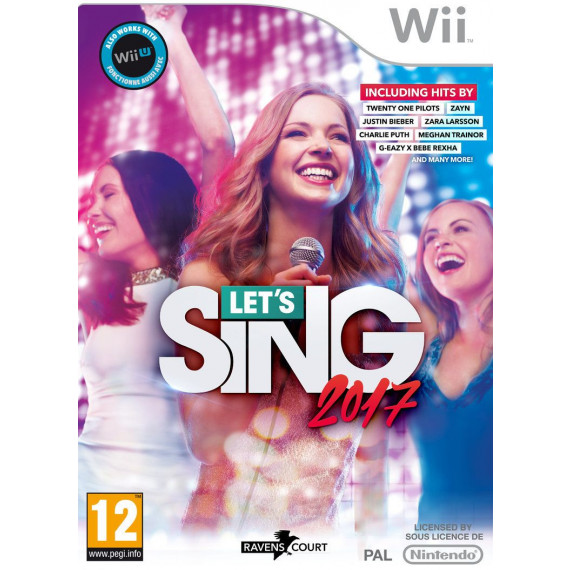 KOCH MEDIA LET'S SING 2017 - Wii
