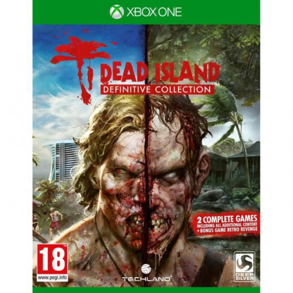KOCH MEDIA DEAD ISLAND REDUX XBOX ONE