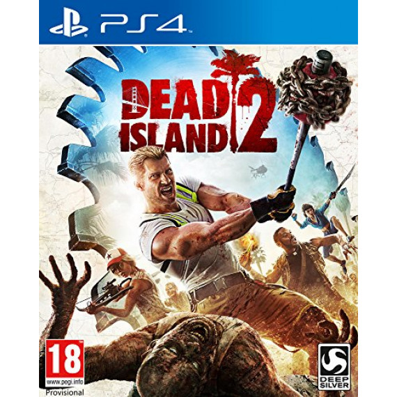 KOCH MEDIA DEAD ISLAND REDUX PS4