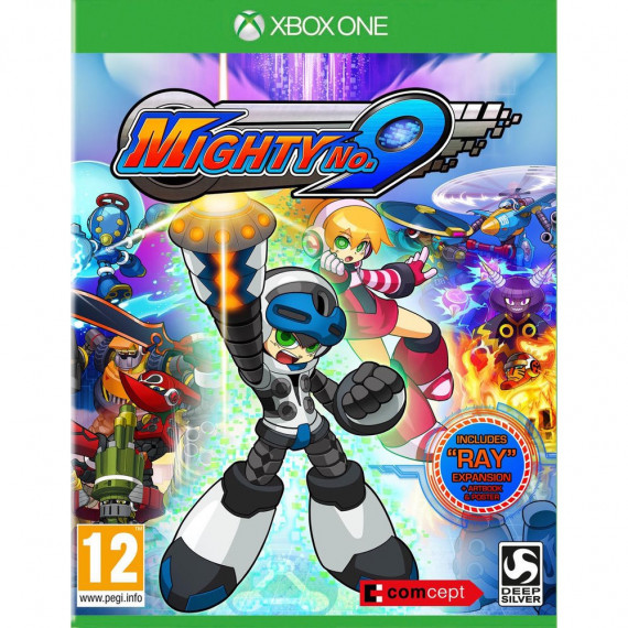 KOCH MEDIA MIGHTY NO. XBOX ONE