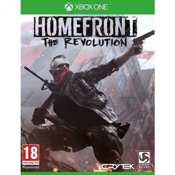 KOCH MEDIA HOMEFRONT THE REVOLUTION XBOX1