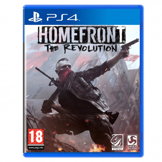 KOCH MEDIA HOMEFRONT THE REVOLUTION PS4