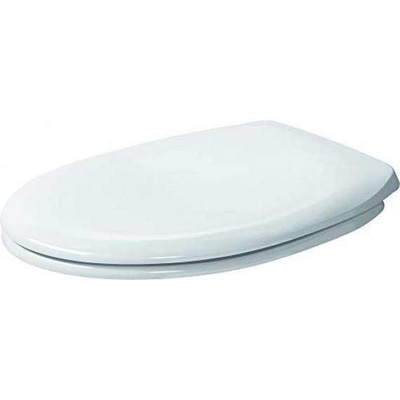 Duravit 0064290000 Siège de Toilettes, Blanc