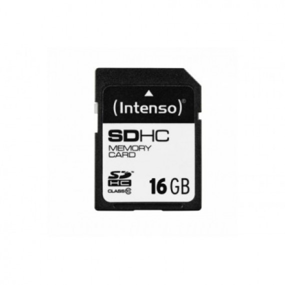 INTENSO Secure Digital SDHC Card 16 GB