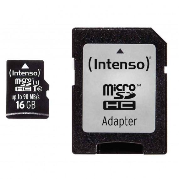 INTENSO 16 GB microSDHC