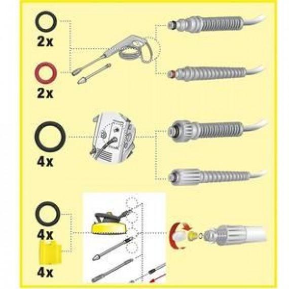 Kärcher Joints toriques de rechange Karcher