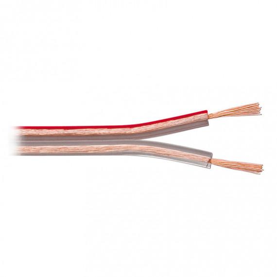 GENERIQUE Câble Haut-Parleur 1.5 mm² en cuivre OFC